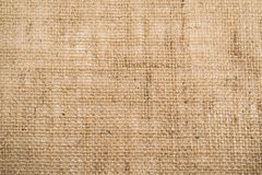 Hessian burlap cloth texture background. Hessian burlap cloth texture as abstract background Royalty Free Stock Photography