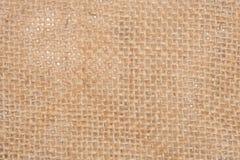 Hessian fabric abstract Stock Image