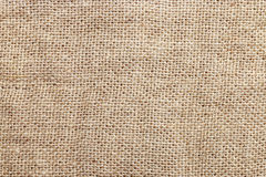 Hessian jute beige background. Graphic resources royalty free stock photography