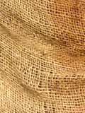 Hessian sack Royalty Free Stock Image