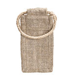 Hessian sack bag Stock Image