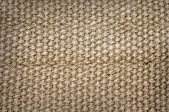 Hessian sackcloth Stock Photography