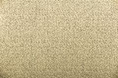 Hessian sackcloth burlap woven texture background / cotton woven fabric background with flecks of varying colors of beige and brow. N. with copy space. office royalty free stock photo