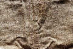 Hessian sacking. Closeup of burlap hessian sacking royalty free stock images