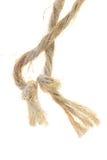Hessian String stock image