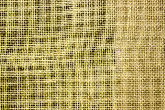 Hessian Texture Royalty Free Stock Photo