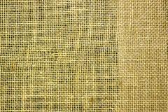 Hessian texturerar Royaltyfri Foto