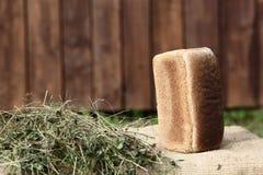 Het één brood Stock Afbeelding