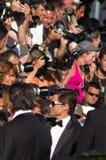 het 64ste Jaarlijkse Festival van de Film van Cannes - Royalty-vrije Stock Afbeelding