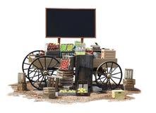 Het Aanplakbord van de wagen Royalty-vrije Stock Fotografie
