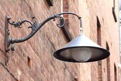 Het aansteken in Oude Stad Royalty-vrije Stock Foto