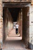 Het aanstoten in Venetië royalty-vrije stock foto's