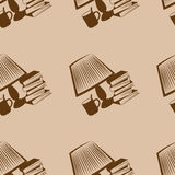 Het Abstracte beeld van de Seamleslamp Royalty-vrije Stock Afbeelding