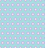 Het abstracte behang van de pastelkleur groenachtig blauwe purpere kleur Royalty-vrije Stock Fotografie