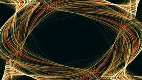 Het abstracte bewegende achtergrond ontwerpen vector illustratie