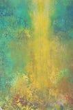Het abstracte borstel schilderen Stock Fotografie