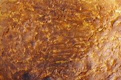 Het abstracte bruine behang van de broodkorst Stock Afbeeldingen