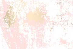 Het abstracte effect van Grunge Pattina stock fotografie