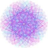 Het abstracte Element van het Ontwerp Royalty-vrije Illustratie