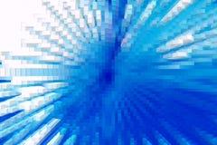 Het abstracte explosie achtergrondtextuurontwerp, achtergrond drijft uit vector illustratie