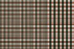 Het abstracte groene bruine behang van de patroonkleur Stock Foto