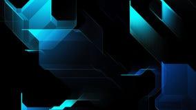 Het abstracte halftone ontwerp van puntenhoeken De grafiekachtergrond van de patroonmotie royalty-vrije illustratie