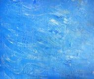 Het abstracte kunst schilderen Stock Fotografie
