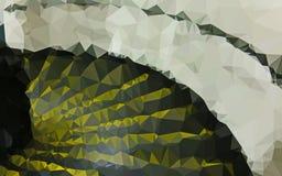 Het abstracte lage behang van de veelhoekkleur Royalty-vrije Stock Foto