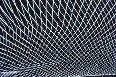 Het abstracte langzame blind steekt close-up aan royalty-vrije stock afbeeldingen