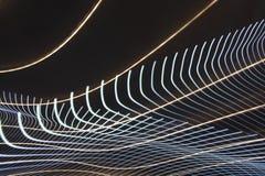 Het abstracte langzame blind steekt close-up aan stock afbeeldingen