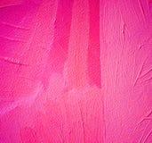 Het abstracte lilac schilderen door olie op canvas, illustratie, backgrou Royalty-vrije Stock Afbeelding