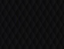 Het abstracte luxueuze zuivere zwarte duidelijke ontwerp laag van het achtergrondpatroonmalplaatje Stock Afbeelding