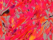 Het abstracte naadloze patroon van de Bohocaleidoscoop Stock Fotografie