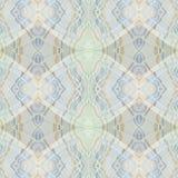het abstracte naadloze patroon van de vlindervleugel Stock Foto