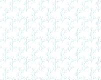 Het abstracte naadloze patroon van de winter Stock Foto