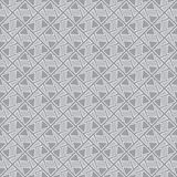 Het abstracte Naadloze Patroon van het Behang royalty-vrije illustratie