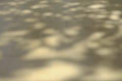 Het abstracte onduidelijke beeld van de boomschaduw unfocused stijlachtergrond Royalty-vrije Stock Foto