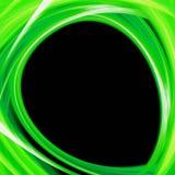Het abstracte ontwerp van de ecogolf Royalty-vrije Stock Afbeelding