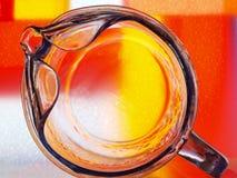 Het abstracte Ontwerp van het Glaswerk Royalty-vrije Stock Fotografie