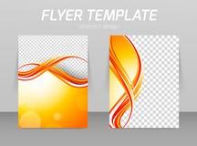 Het abstracte ontwerp van het vliegermalplaatje Stock Fotografie