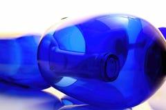 Het Abstracte Ontwerp van het wijnglaswerk Stock Fotografie