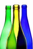 Het Abstracte Ontwerp van het wijnglaswerk Royalty-vrije Stock Afbeeldingen