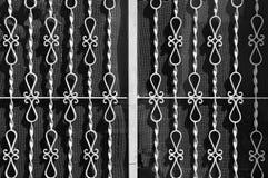 Het abstracte patroon gescheurde opleveren Royalty-vrije Stock Foto
