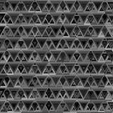 Het abstracte Patroon van de Driehoek Royalty-vrije Stock Foto
