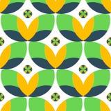 Het abstracte patroon van de kleur Royalty-vrije Stock Afbeelding