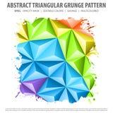 Het abstracte Patroon van het Mozaïek Royalty-vrije Stock Afbeelding