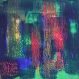 Het abstracte Schilderen Stock Fotografie