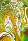 Het abstracte Schilderen stock foto's