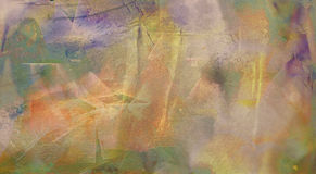 Het abstracte schilderen Royalty-vrije Stock Afbeeldingen