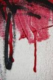 Het abstracte schilderen Stock Afbeelding